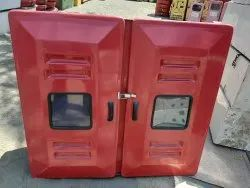FRP Double Door Fire Hose Box