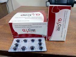 Co Enzyme Q10 Omega 3 Fatty Acid