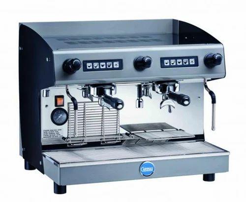 Semi Automatic Espresso And Cappuccino Carimali Pratica E2