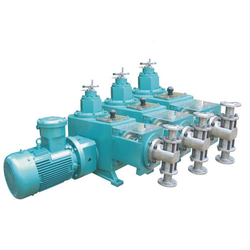 Industrial Metering and Dosing Pumps