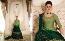 ZUBEDA  HEAVY DESIGNER GHARARA SUITS COLLECTION