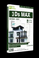 Info Media 3DS MAX Civil in Tamil