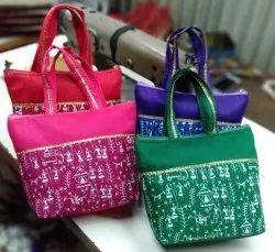 Hand Block Print Handbag