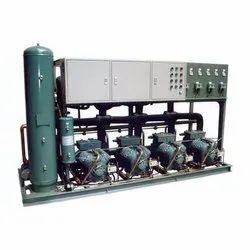Mild Steel Bitzer Compressor, Automation Grade: Automatic