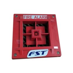 Mild Steel Fire Alarm Control Panel FST Fire Alarm, For Office, Size: 33 X 21 X 11.5 Cm