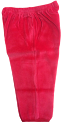 Red Baby Straight Leggings, Age: 1-3 Year
