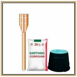Maintenance Free Earthing Kit