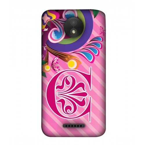 new products 34c05 0d744 Moto C Plus Printed Mobile Back Cover
