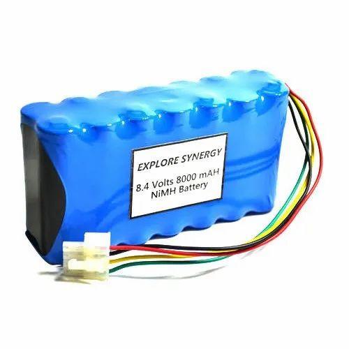 Battery Packs, 8.4 V