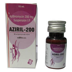 Azithromycin Suspension I.P