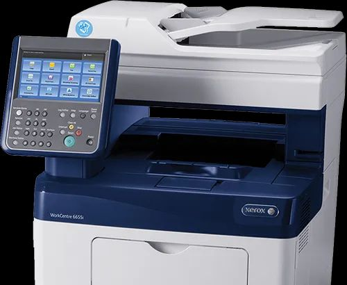 Xerox WorkCentre 6655i/X Color Multifunction Printer, Upto