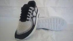 Grey Men Sport Shoes, Size: 10
