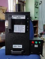 ABM Sanitary Napkin Incinerator for School
