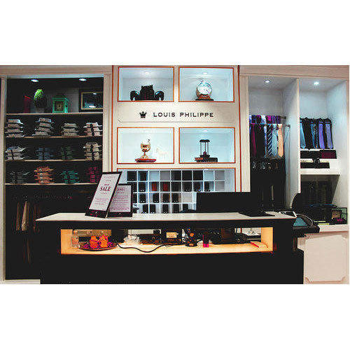 Readymade Garments Showroom Interiors Designing Service In Sector 3