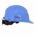 Karam Blue Industrial Safety Helmet