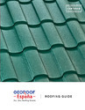 Geo Green Grain Finish Ultima Espana Roofing Sheet