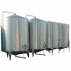 Syrup Storage Tank