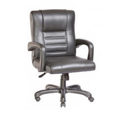 Scrolla Medium Back Chair