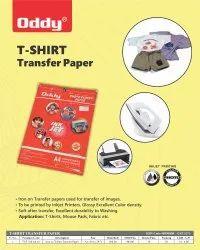 Oddy T-Shirt Transfer Paper