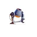 Semi Automatic Cement Concrete Mixer