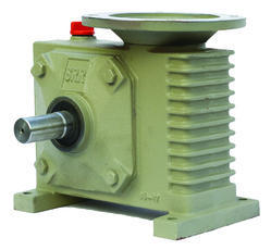 Worm Type Aerator Gear Box