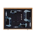 4DMM-100 Digital Micrometer Set