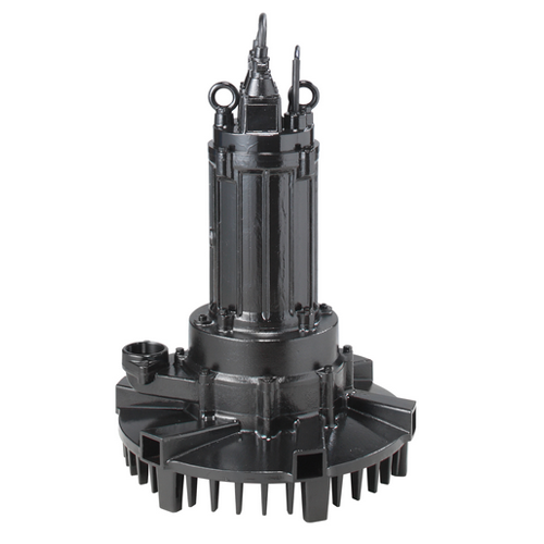 Automatic Submersible Aerator, 4 kw, for Waste Water Treatment