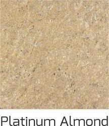 Platinum Almond Double Charge Floor Vitrified Tile