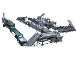 Fryer French Fries Production Machinery, For Potato Chips