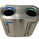Standing Steel Dustbin