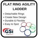 Flat Ring Agility Ladder
