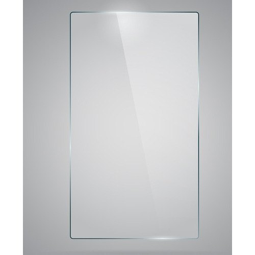 Ganesh Glass Transparent Plain Glass, Shape: Flat