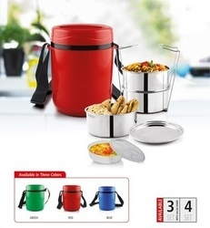 Loto insulated lunch box 3 layer
