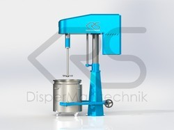 Decorative Paint Disperser