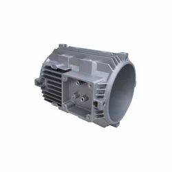 Cylindrical Aluminium Die Cast DC Motor Bodies