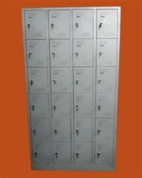24 Locker Unit
