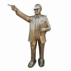 Fiberglass Dr. B. R. Ambedkar Statue