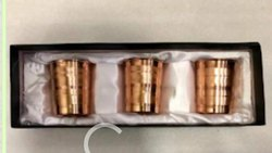 LUXURY COPPER GLASS SET