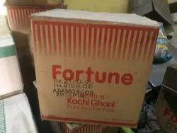 Kachi Ghani 200 Ml Fortune Mustard Oil Bottle