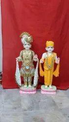 Lord Swaminarayan Marble Statue