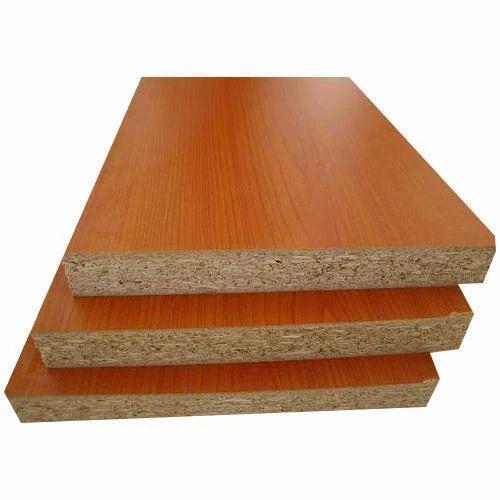 Merino Wood Color Pre Laminated Particle Board