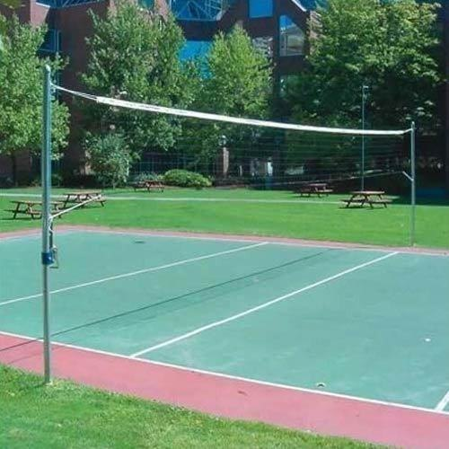 Synthetic Volleyball Court Construction Services