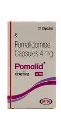 Pomalid Pomalidomide 4mg Capsules