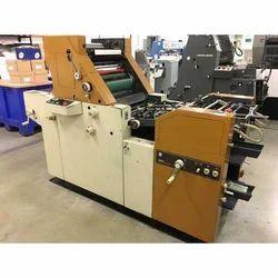 Steel Automatic Itek 3980 Offset Printing Machine