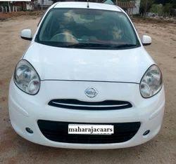 Storm White Nissan Micra  Sel Xv Sel Used Car