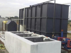 Sewage Treatment Plant (30KLD)