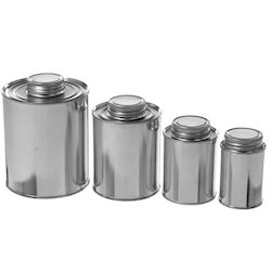 PVC Cement Tin Can