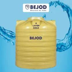 Industrial Water Storage Tank