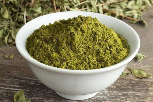 Green Henna Leaf Powder For Hair Pack Size 50 And 100 G Rs 300