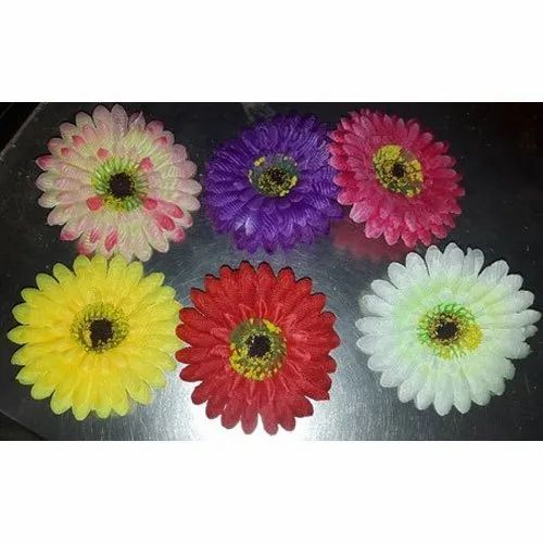 Artificial Gerbera Flower For Party Decor Rs 36 Dozen M S Traders Id 21115772391